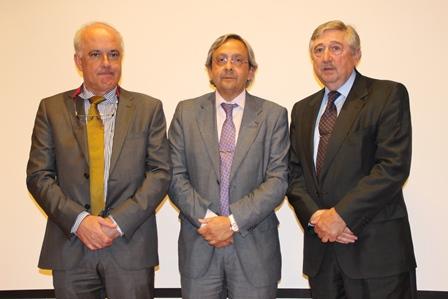 Manuel Fernández, Juan Goiria, Juan Jose Zarraznz