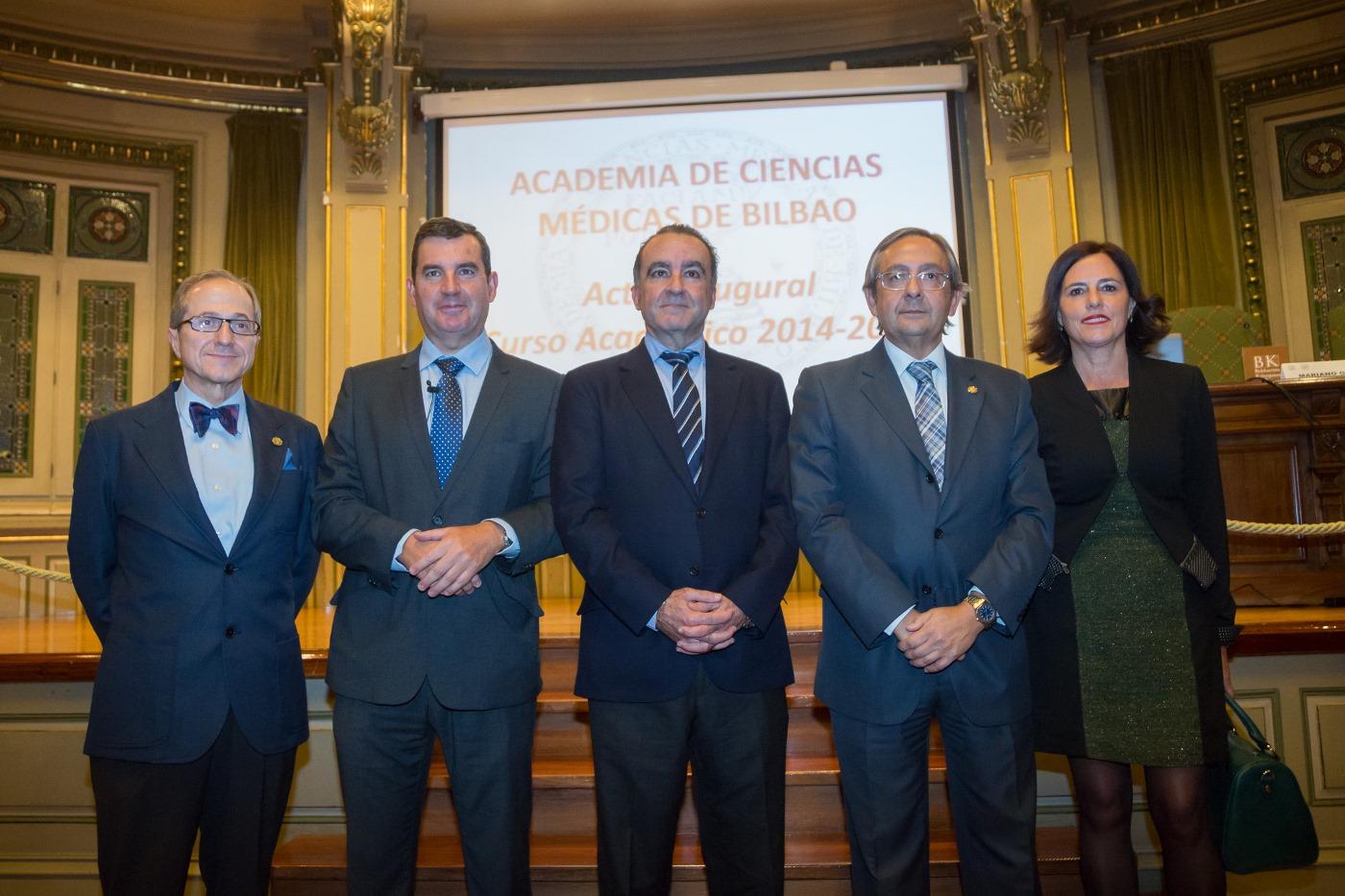 Inauguración Curso Académico 2014-2015