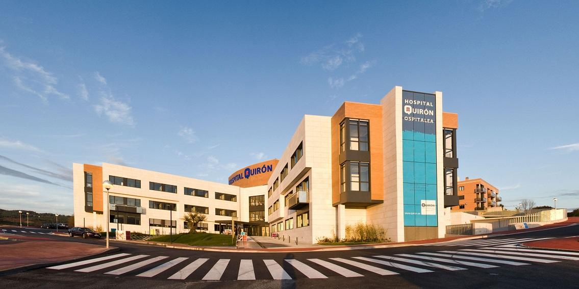 El Hospital Quirón Bizkaia fue una de las sedes satélites de Bilbaopraxis