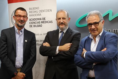 Enrique García, Nicolás Olea y Francisco Dehesa