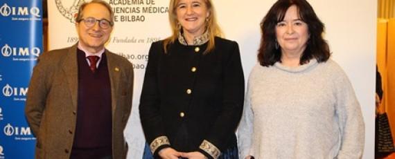 Ricardo Franco Vicario, Teresa Laespada y Lucía Artazcoz