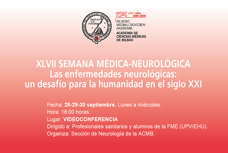 XLVII Semana Médica-Neurológica 2020 ACMB