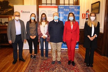 Francisco Dehesa, Naomi Hasson, Nora Amiano, Ricardo Franco, Magdalena Múgica e Isabel Urrutia